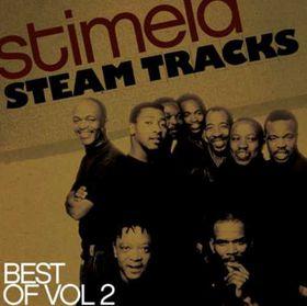 Stimela - Steam Tracks - Best Of Stimela - Vol.2 (CD)