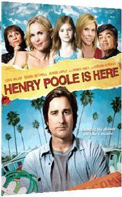 Henry Poole is Here - (Region 1 Import DVD)