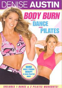 Denise Austin:Body Burn with Dance an - (Region 1 Import DVD)