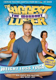 Biggest Loser:Weight Loss Yoga - (Region 1 Import DVD)