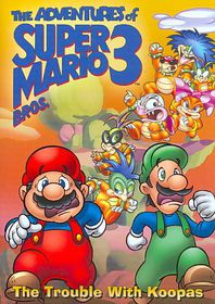 Adventures of Smb III:Trouble with Ko - (Region 1 Import DVD)