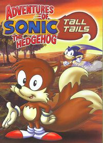 Adventures of Sonic the Hedgehog:Tall - (Region 1 Import DVD)
