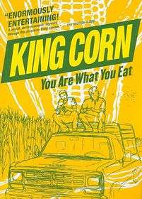 King Corn - (Region 1 Import DVD)