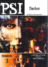 Psi Factor:Season Three - (Region 1 Import DVD)