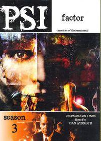 Psi Factor:Season Three - (Region 1 Import DVD)