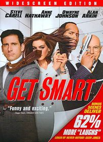 Get Smart - (Region 1 Import DVD)