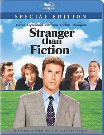 Stranger Than Fiction - (Region A Import Blu-ray Disc)