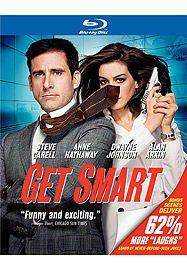 Get Smart - (Region 1 Import Blu-ray Disc)