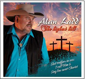 Alan Ladd - The Highest Hill (CD)