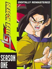 Dragon Ball Gt the Movie:Season 1 - (Region 1 Import DVD)