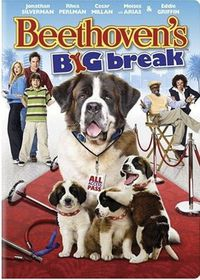 Beethoven's Big Break - (Region 1 Import DVD)