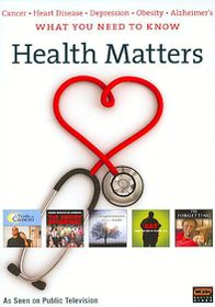 Health Matters:What You Need to Know - (Region 1 Import DVD)