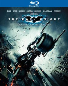 Dark Knight - (Region A Import Blu-ray Disc)