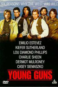 Young Guns (1988) - (DVD)