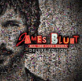 James Blunt - All The Lost Souls - Deluxe Edition (CD + DVD)
