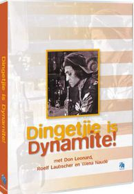Dingetjie is Dynamite - (DVD)
