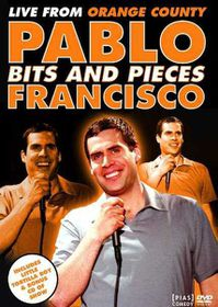 Pablo Francisco: Bits and Pieces - Live from Orange County - (Import DVD)