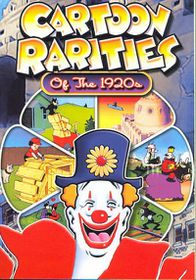 Cartoon Rarities of the 1920's - (Region 1 Import DVD)