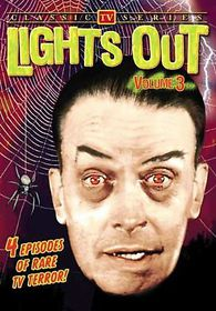 Lights out Vol 3 - (Region 1 Import DVD)