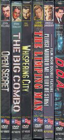 Film Noir Murder & Blackmail Collecti - (Region 1 Import DVD)