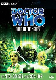 Doctor Who:Ep 118 Four to Doomsday - (Region 1 Import DVD)