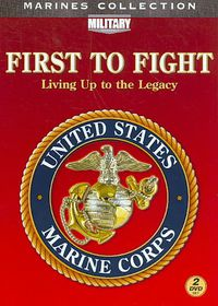 First to Fight:Living Legacy (Marines - (Region 1 Import DVD)