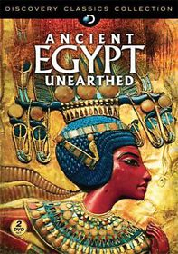 Discovery Ancient Egypt Unearthed - (Region 1 Import DVD)