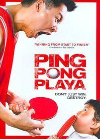 Ping Pong Playa - (Region 1 Import DVD)