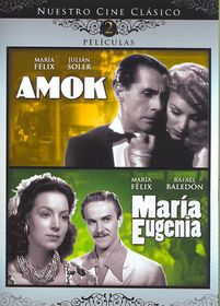 Amok/Maria Eugenia - (Region 1 Import DVD)