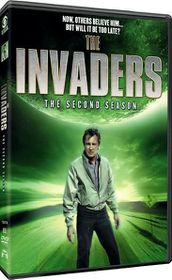 Invaders:Second Season - (Region 1 Import DVD)