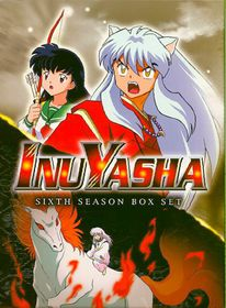Inuyasha Season 6 (Deluxe Edition) - (Region 1 Import DVD)
