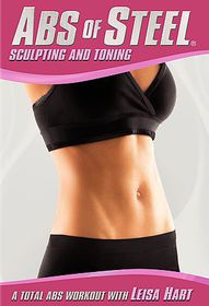 Abs of Steel:Sculpting and Toning - (Region 1 Import DVD)