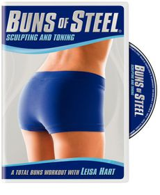 Buns of Steel:Sculpting and Toning - (Region 1 Import DVD)