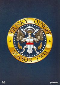 Frisky Dingo:Complete Second Season - (Region 1 Import DVD)