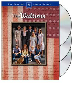 Waltons:Complete Eighth Season - (Region 1 Import DVD)