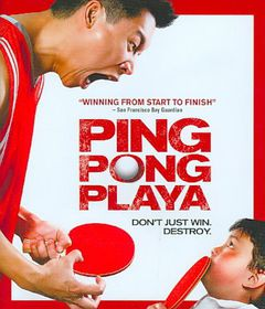 Ping Pong Playa - (Region A Import Blu-ray Disc)