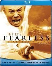 Jet Li's Fearless - (Region A Import Blu-ray Disc)