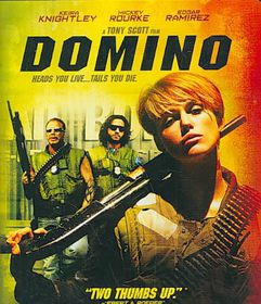 Domino - (Region A Import Blu-ray Disc)