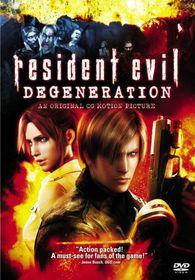 Resident Evil:Degeneration - (Region 1 Import DVD)