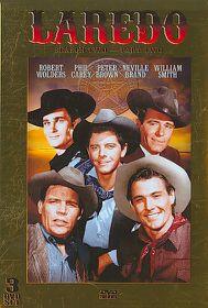Laredo Season 2 Part 2 - (Region 1 Import DVD)