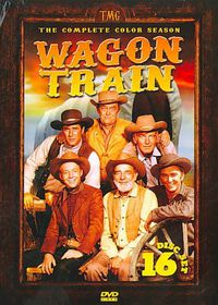 Wagon Train:Complete Color Season - (Region 1 Import DVD)
