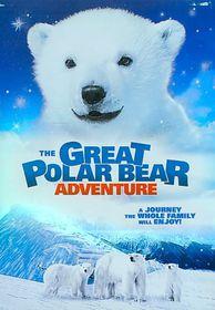 Great Polar Bear Adventure - (Region 1 Import DVD)