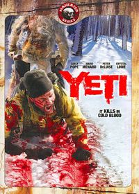 Yeti - (Region 1 Import DVD)