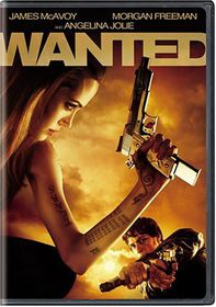 Wanted - (Region 1 Import DVD)