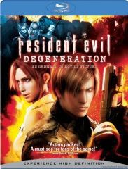 Resident Evil:Degeneration - (Region 1 Import Blu-ray Disc)
