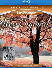 Fall in New England - (Region A Import Blu-ray Disc)