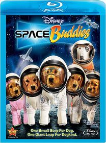 Space Buddies - (Region A Import Blu-ray Disc)