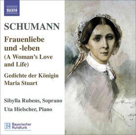Schumann: Lieder Edition Vol 5 - Rubens/hielscher (CD)