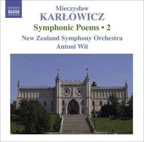 Karlowicz:Vol 2 Symphonic Poems - (Import CD)