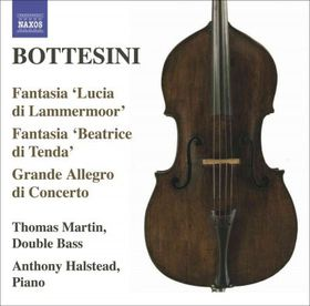 Bottesini: Grande Allegro/lammermoor - Grande Allegro / L' Ammermoor (CD)